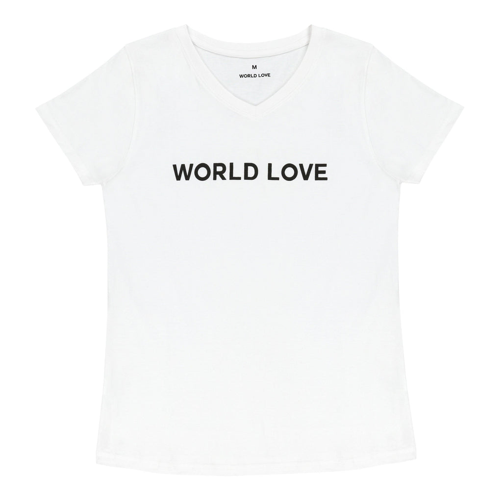 Couple Tees World Love