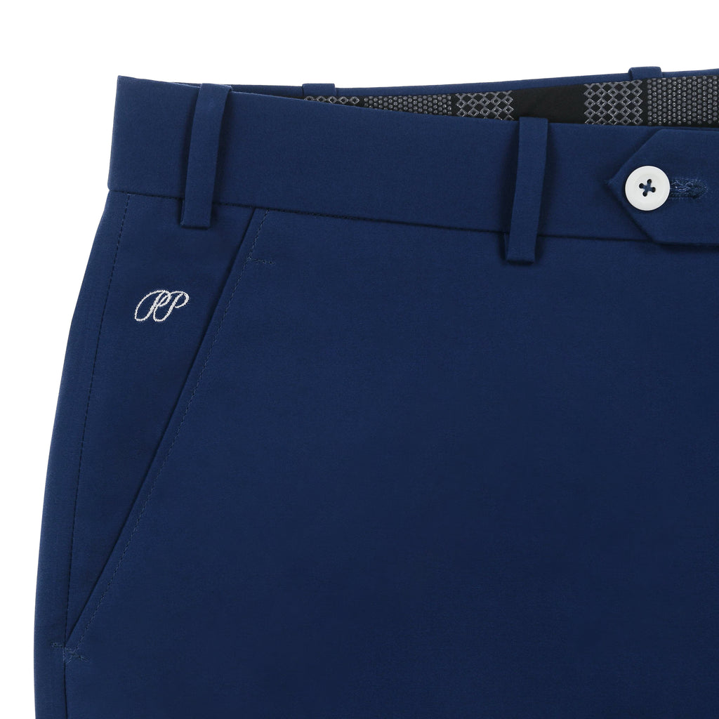 PP Trousers 100% Cotton - Blue