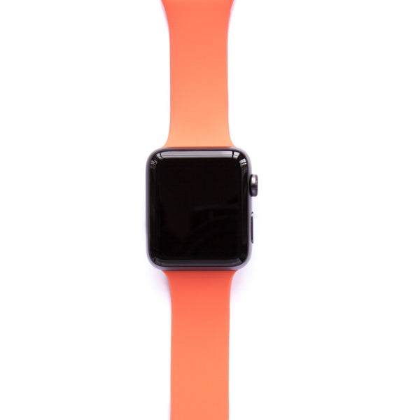 Coral Orange and Pink - Watch Band - FSX Labs