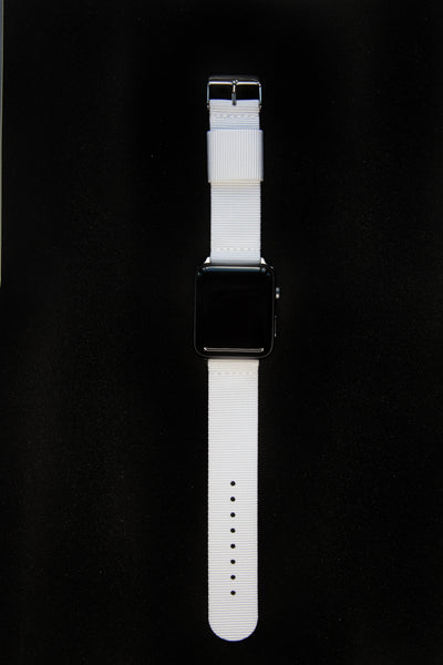 White - Watch Band - FSX Labs