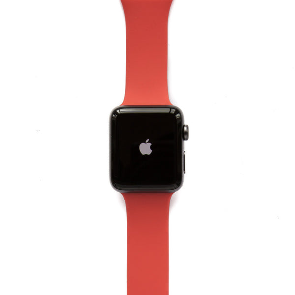Cherry Red - Watch Band - FSX Labs