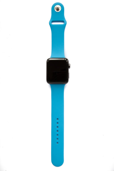 Cookie Monster Blue - Watch Band - FSX Labs