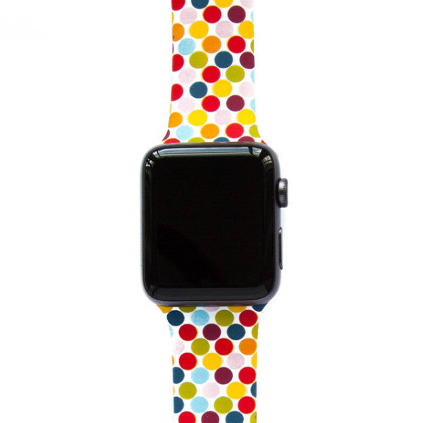 Polka Dots Party - Watch Band - FSX Labs