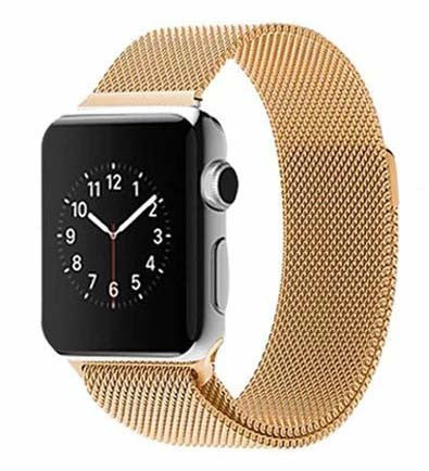 Gold Metal - Apple Watch Band - Watch Band - FSX Labs