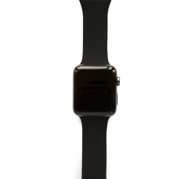 Jet Black - Watch Band - FSX Labs