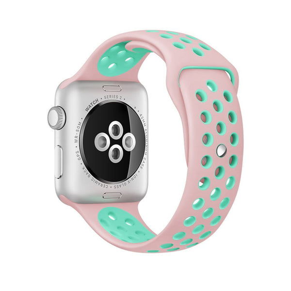 Sports Pink - Apple Watch Band - Sports Edition - Watch Band - FSX Labs
