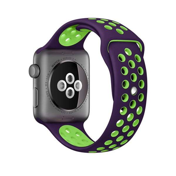 Power Purple - Apple Watch Band - Sports Edition - Watch Band - FSX Labs