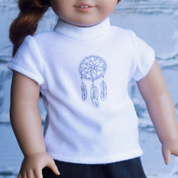 18 Inch Doll Clothes | Dreamcatchers Graphic T-Shirt