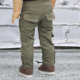 18 Inch Doll Clothes | Skinny Cargo Pants