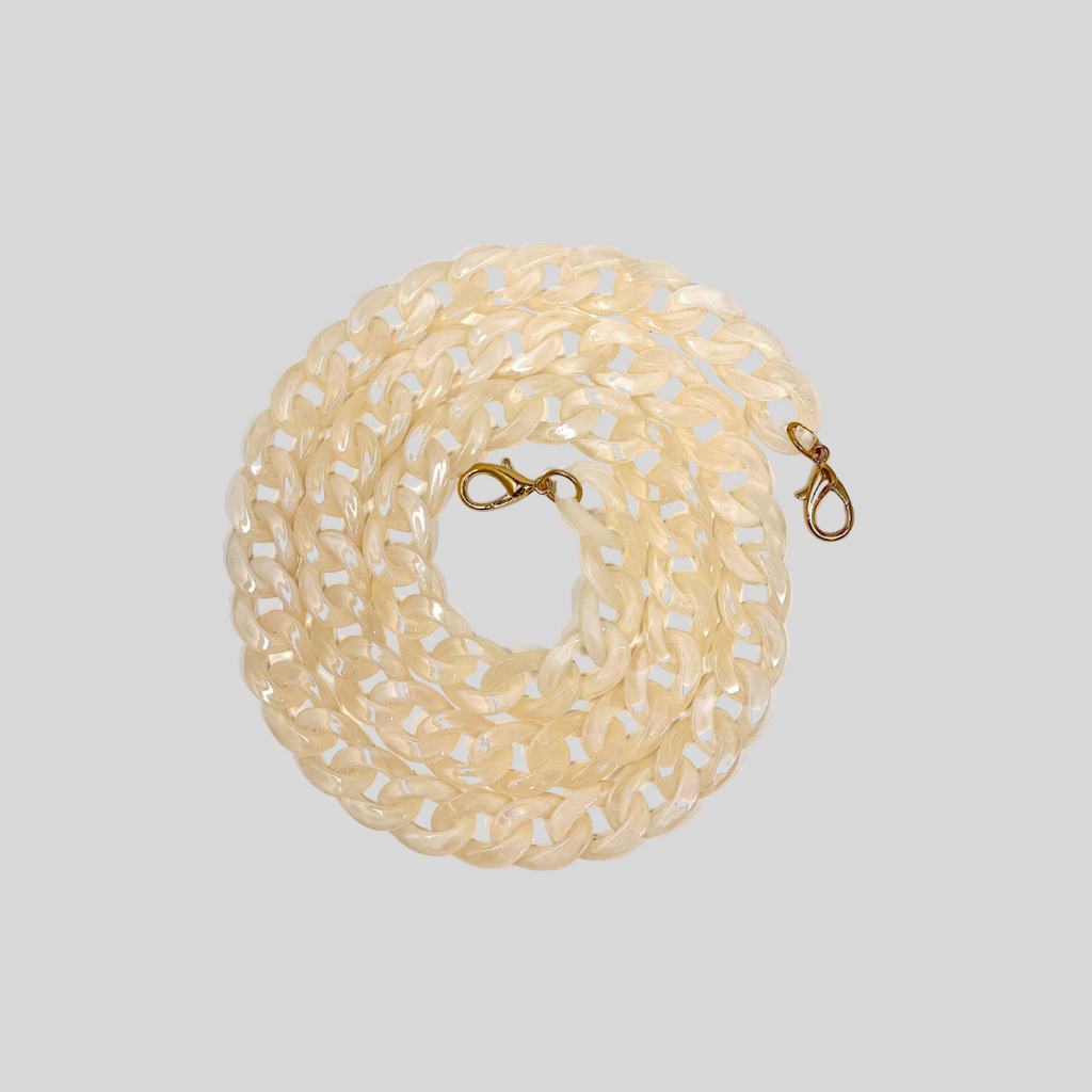 Ivory Resin Chain