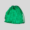 Emerald Green Fringe
