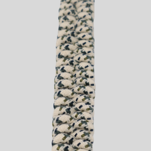Ivory Speckled Woven Strap