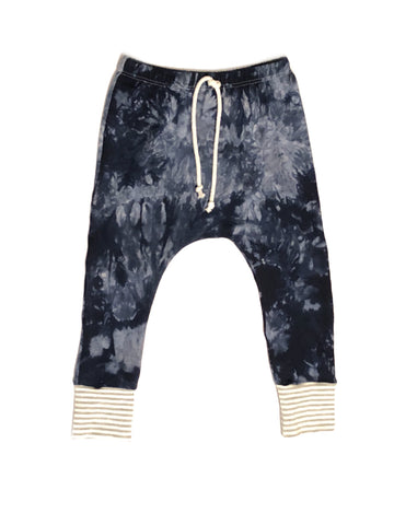 *Limited Edition* Navy Tie Dye Bamboo Harems