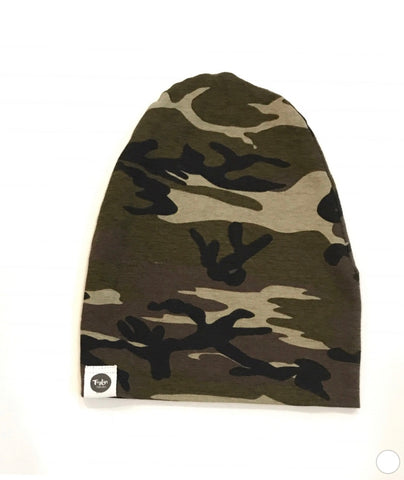 Limited Edition Camo Beanie