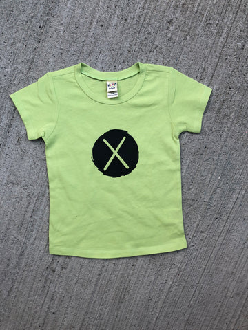 18m green cross tee