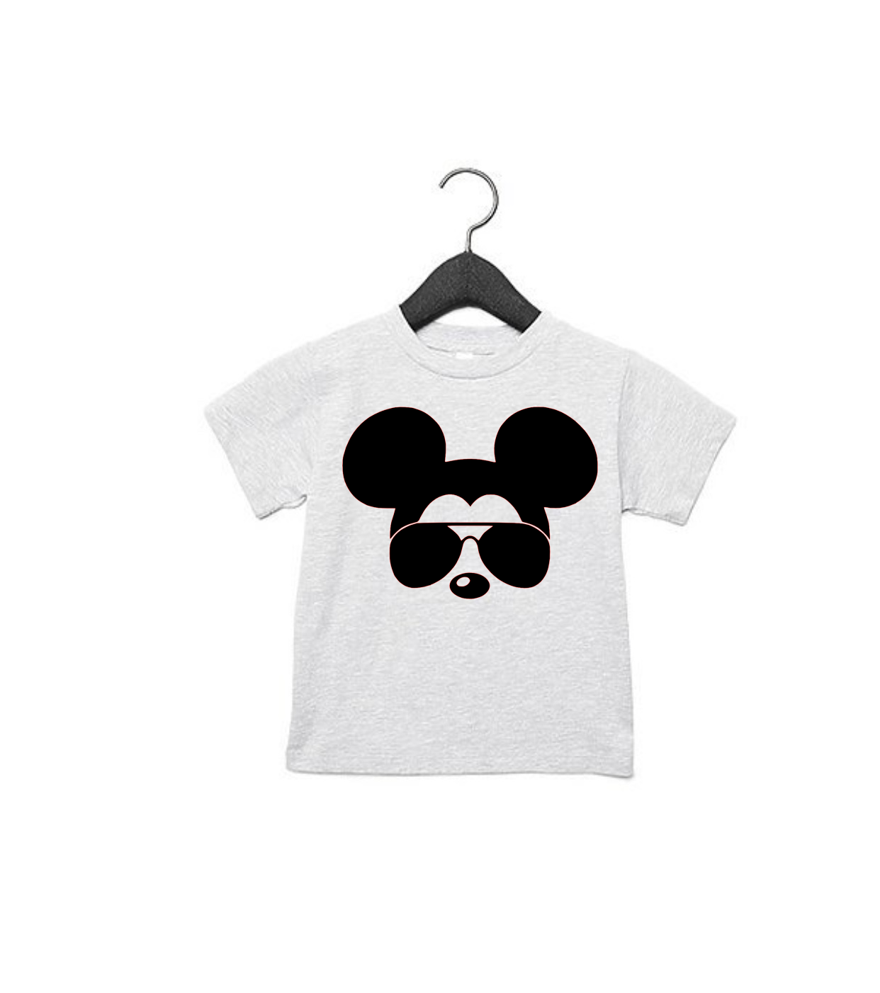 White Cool Mickey Tee