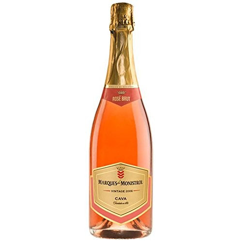 Marques De Monistrol Rose Vintage 2006 Cava 75Cl