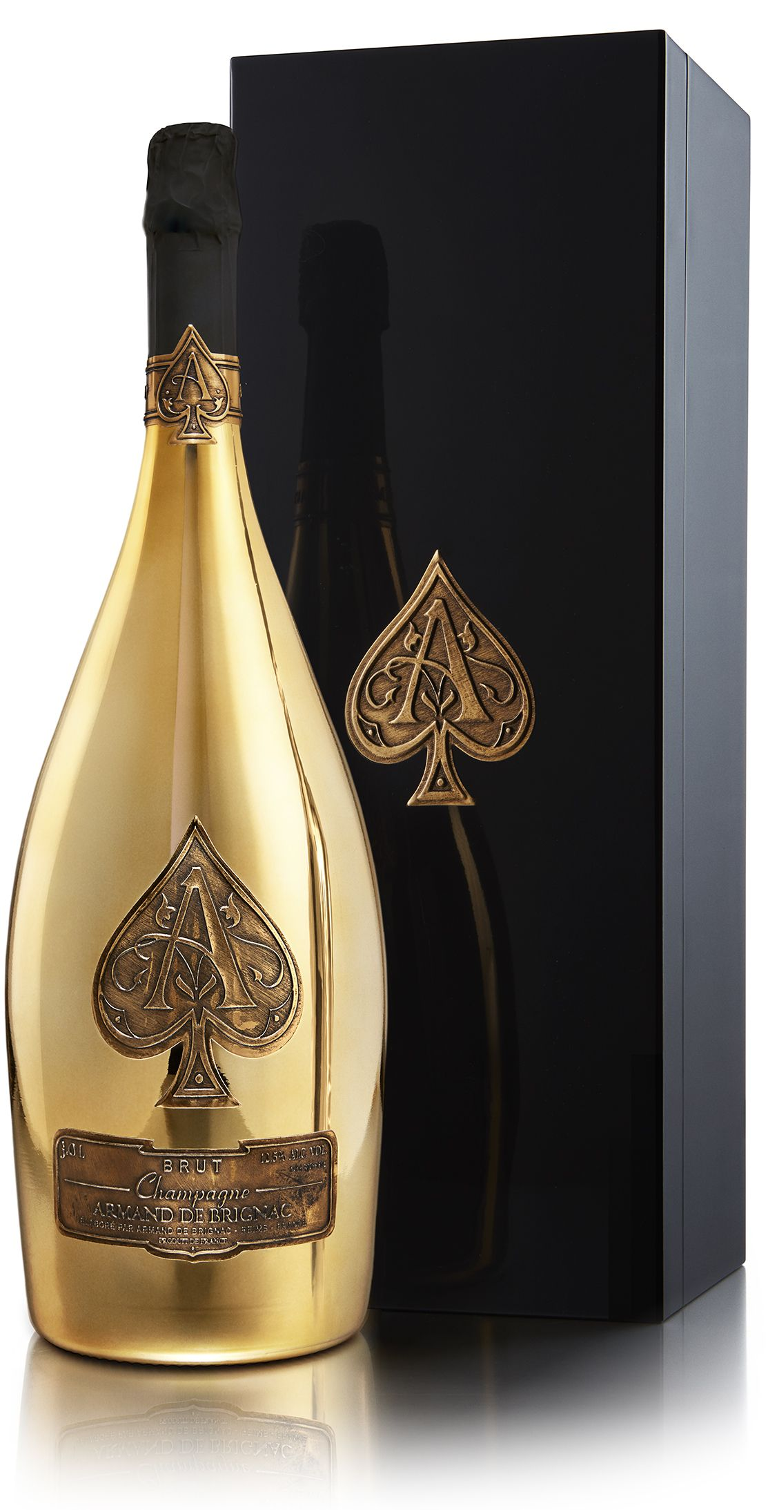 Armand de Brignac Jeroboam Ace of Spades Brut Gold 300cl