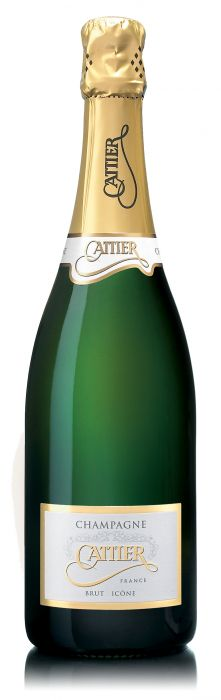 Cattier Icone Brut NV Champagne 75cl.