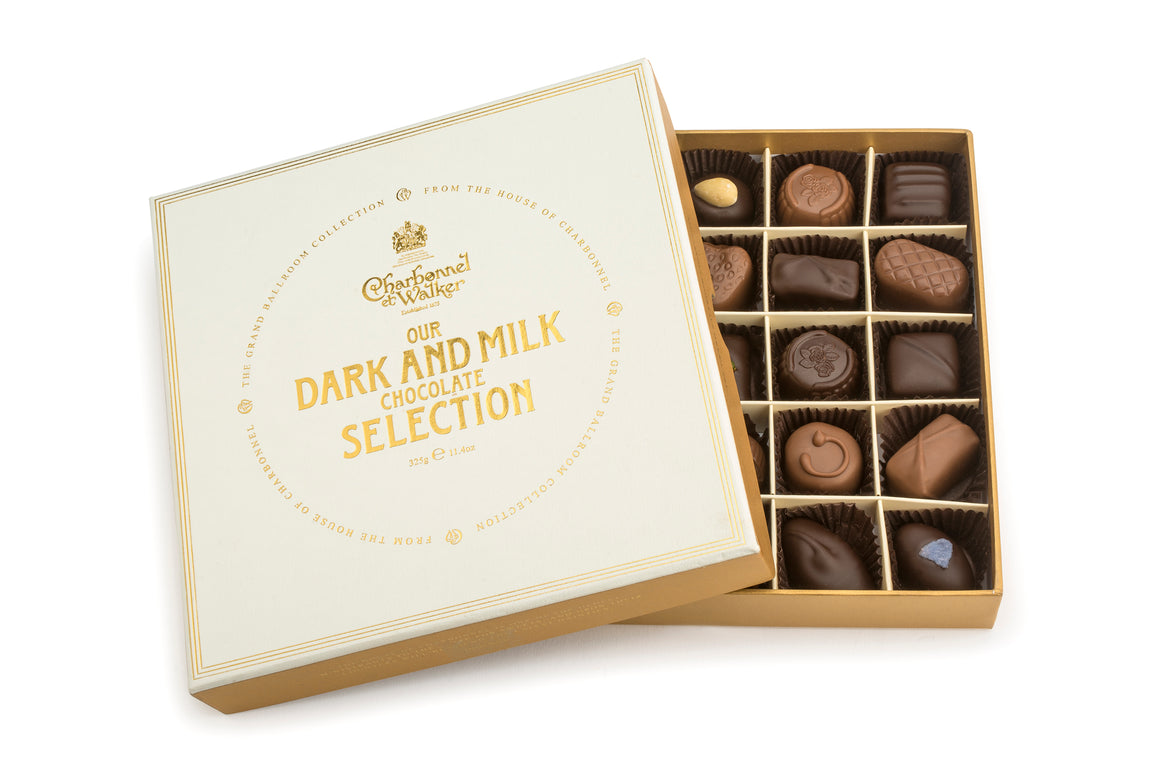 Charbonnel et Walker Milk & Dark Chocolate Selection 325g