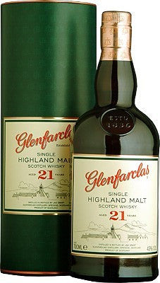 Glenfarclas 21 Year Single Malt 70cl in Gift Box