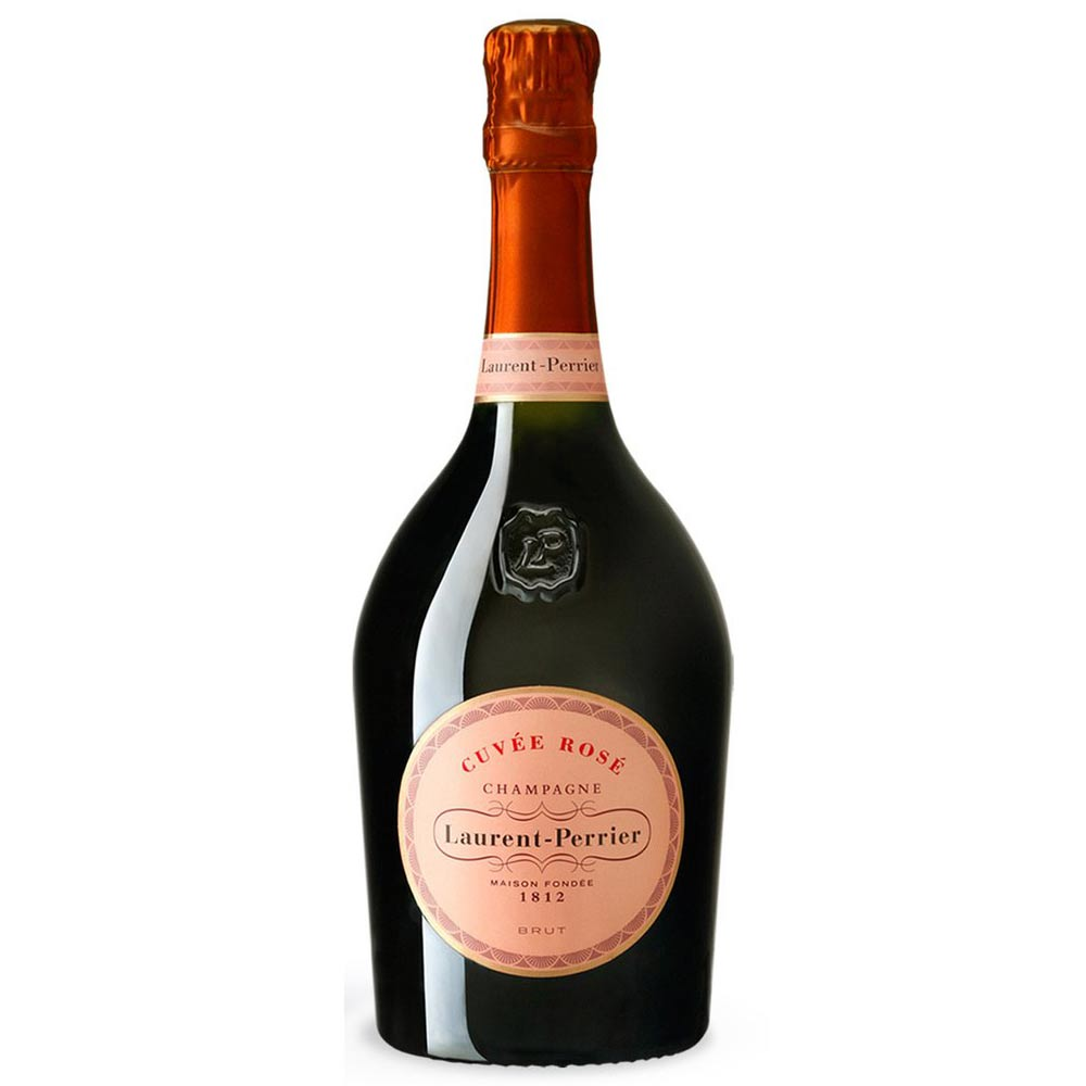 Laurent Perrier La Cuveé Rose Champagne 75cl.