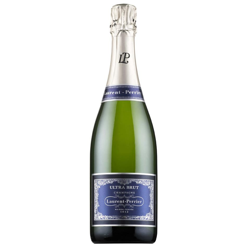 Laurent Perrier Ultra Brut Champagne 75cl.