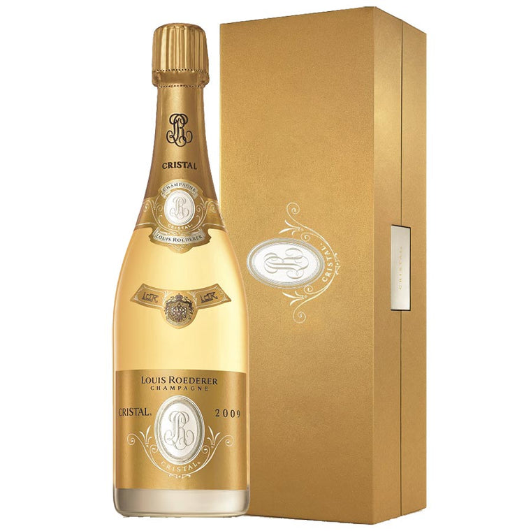 Louis Roederer Cristal 2008 75cl in Gift Box