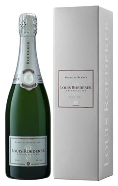 Louis Roederer Blanc de Blancs Vintage 2004 75cl in Gift Box