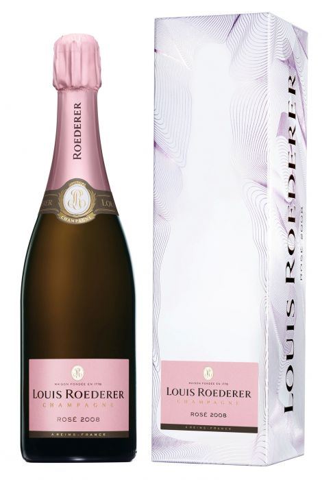 Louis Roederer Rosé 2012 75cl. in Gift Box