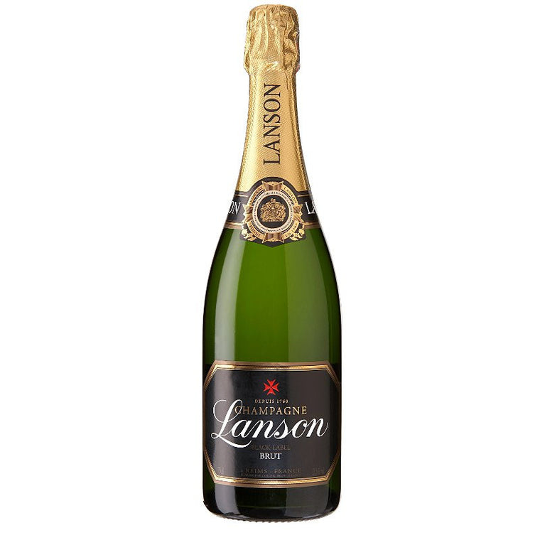 Lanson Black Label Brut Champagne 75cl.