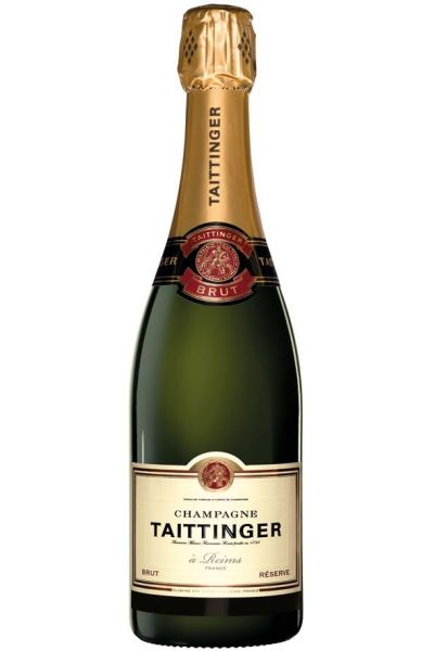 Taittinger Brut Champagne 75cl in Gift Box