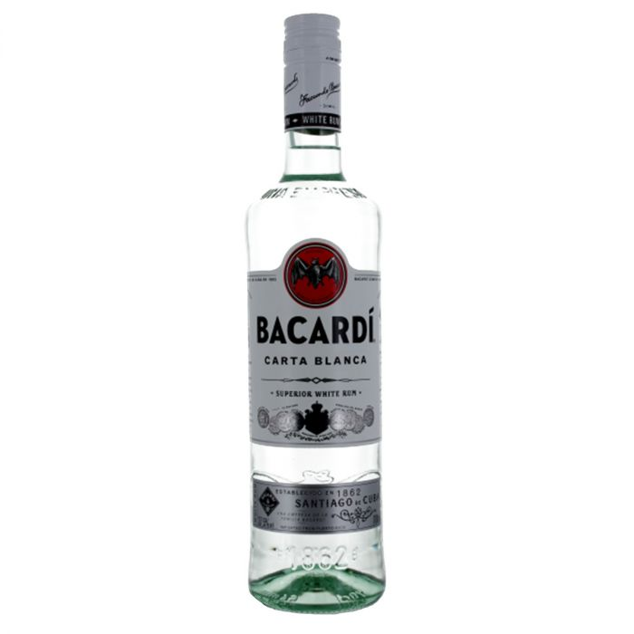 Bacardi Superior White Rum 70cl