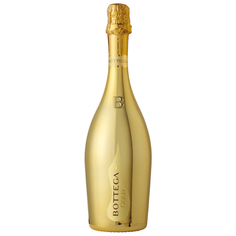 Bottega Gold Brut Prosecco 75cl.