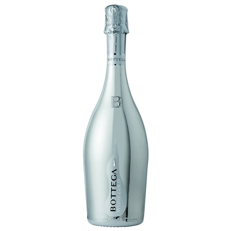 Bottega White Gold Prosecco 75cl.