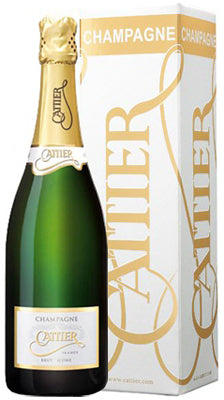 Cattier Icone Brut NV Champagne 75cl in Gift Box
