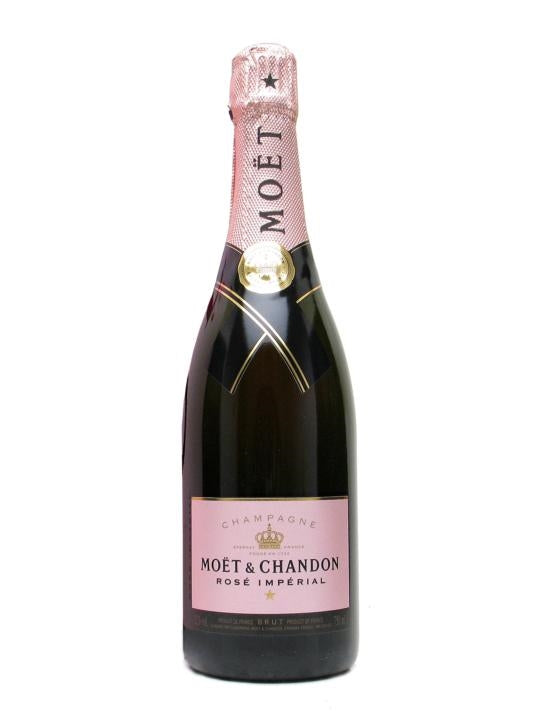 Moet and Chandon Rosé Impérial Champagne 75cl