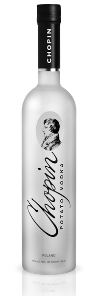 Chopin Potato Vodka 70cl