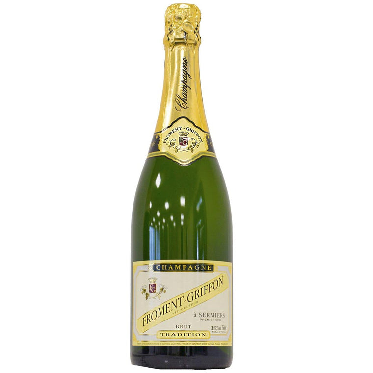 Froment-Griffon Tradition NV Champagne 75cl.