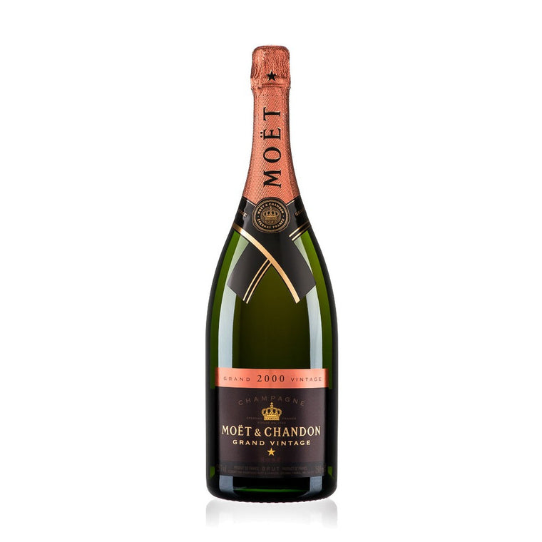 Moet and Chandon Grand Vintage 2003 Rosé Champagne 75cl