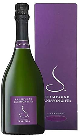 Janisson Brut Tradition Champagne 75cl.