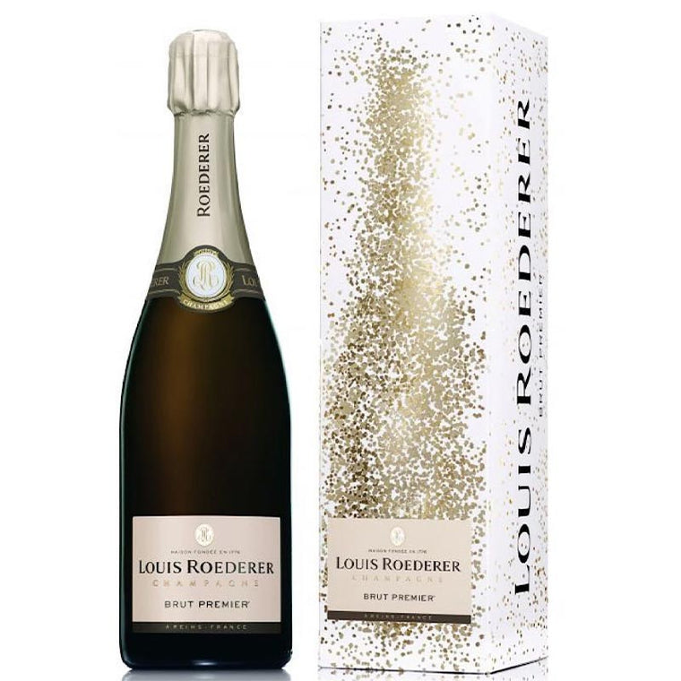 Louis Roederer Brut Premier 75cl. in Gift Box