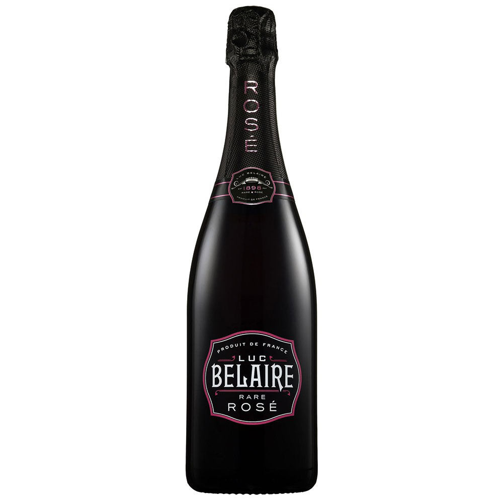Luc Belaire Rose 75cl. Sparkling Wine