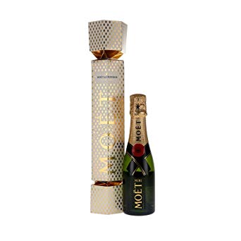 Moet and Chandon Brut Imperial Christmas Cracker 20cl