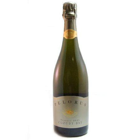 Cloudy Bay Pelorus Vintage 2006 Sparkling White Wine 75cl.