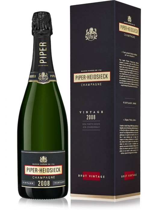 Piper-Heidsieck 2006 Vintage Champagne 75cl