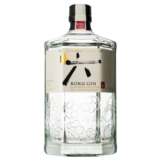 Roku Japanese Craft Gin 70cl