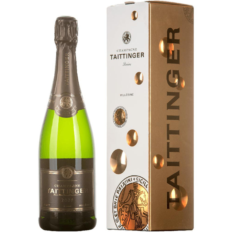 Taittinger Brut Millesime Vintage 2012 75cl. in Gift Box