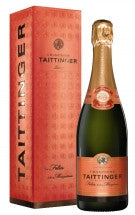Taittinger Prestige Rosé NV Champagne 75cl in Gift Box