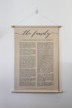 FAMILY PROCLAMATION NATURAL